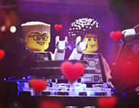 Zombies In Love - LEGO™ Animated Music Video