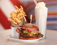 LT Burger Web Site
