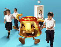 Chocolates Gallito (Kraft Foods) - Campaña 100 años