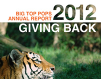 Big Top Pops: 2012 Annual Report
