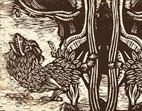 La mártir y el dragon