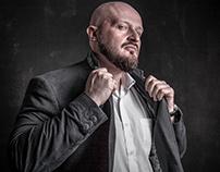 Photoshootfor CEO of Smart-Oncompany