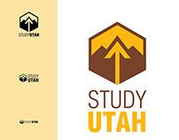Study Utah Logo Design