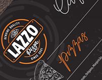 Branding | Lazzo Pizza