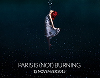 Parigi is (not) burning