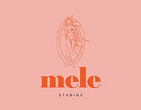 Mele Studios Branding