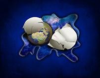 """Weak Earth as an egg. """" Terra Fragile come un uovo"""""""