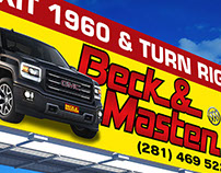 Beck Masten - Kia/GMC