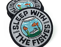 Pins, Patches & Accessories