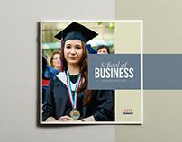 Admission Brochure, School of Business, ADA University