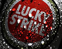 Lucky Strike Promo Packaging (2003 - 2010)