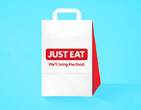 BRAND PLATFORM: Just Eat - We'll Bring the Food