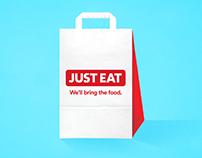 BRAND PLATFORM: Just Eat - We'll Bring the Food