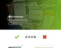 eContentos Argentina Web Design