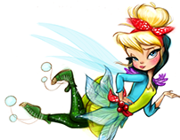 Disney Fairies - Pixie Party: Disney + Jakks