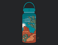 Hydro Flask Concept