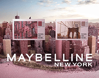 Postcard from New York - Maybelline China