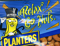 Planters Peanuts Tagline