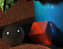 Jell-O Cube Simulation