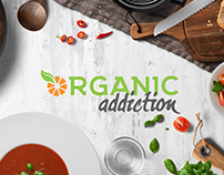 Branding for Organic Addiction