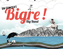 Bigre ! poster