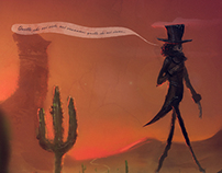 The desert Troubadour