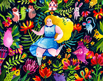 The Alice's Adventures in Wonderland Project