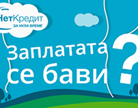 NetCredit banners 2012