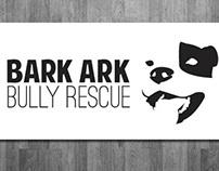 Logo Design: Bark Ark Bully Rescue