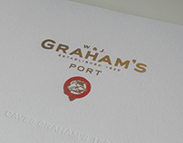 GRAHAM'S & VINUM BOOKLETS