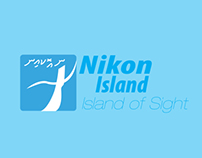 Nikon Island | Island of Sight | corporate Identity