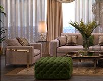 Luxury apartment in Baku
