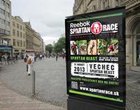 Poster - Spartan Race - Vechec - 31.8.2013 - Beast