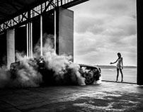 Rolls-Royce Wraith by Szymon Brodziak
