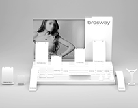New Brosway J&W Visual Identity