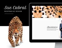 Sue Cabral • Responsive Web Design