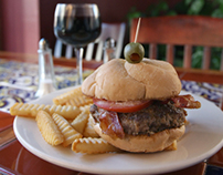 M Magazine: Two Johnny's Olive Burger