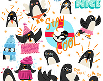 ChillyBirds iOS Stickers