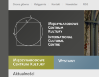 Międzynarodowe Centrum Kultury