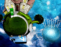 "British Gas ""Planet Home"""