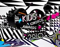 """Nickelodeon """"KCA 2010"""""""
