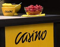 Casino - Food Place Concept