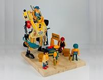 Playmobil mecha