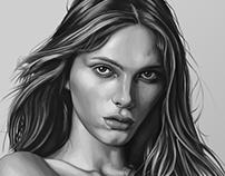 Portrait 1, 2017.10