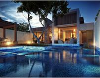 Villa at Arabian 2