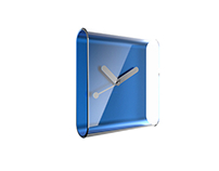 Wall Clock Slider
