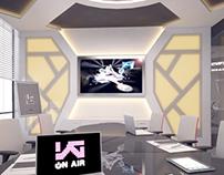YG entertainment Office design