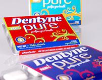 Dentyne Pure Rebrand