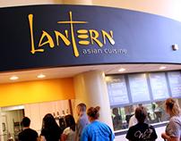 Lantern Asian Cuisine Branding