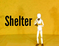 Shelter - a short stop-motion animation....